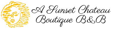 A Sunset Chateau Boutique B&B and Chateau Sun Logo